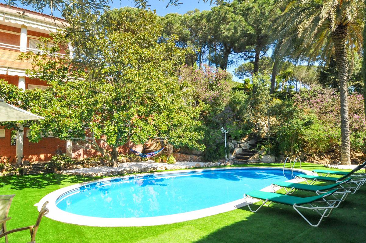 Villa Azulina,Arenys de Munt,Costa Maresme #1