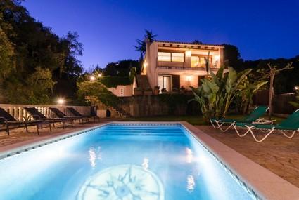 Villa Jamira,Tossa de Mar,Costa Brava 1