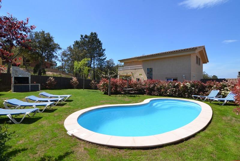 Villa Rolser,Vidreres,Costa Brava #2