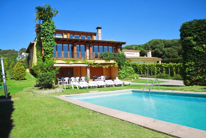 Villa Blue View,Calonge,Costa Brava #1