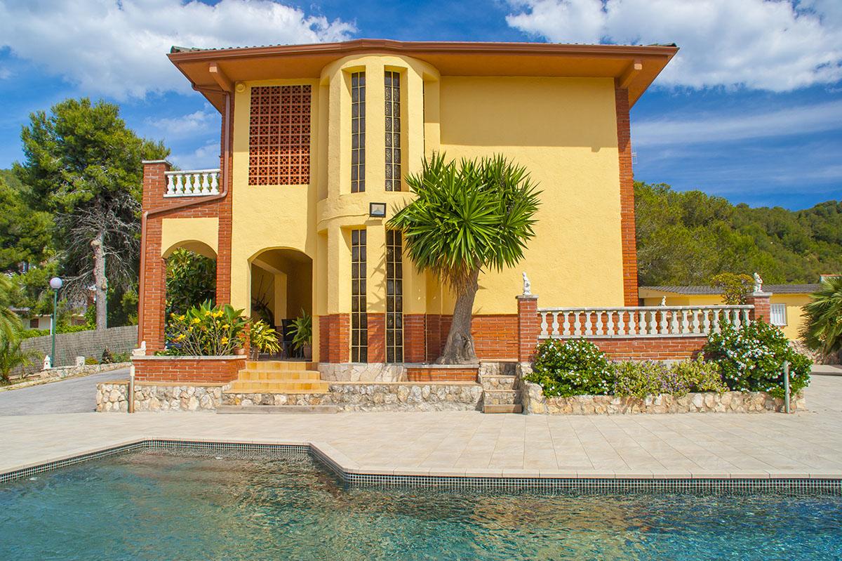 Casa de vacaciones calafell costa dorada espana amadara - Alquiler casas vacacionales costa dorada ...