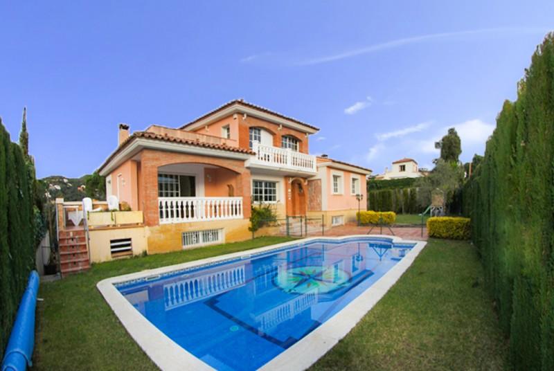 Villa Alfonso XIII,Calonge,Costa Brava #1