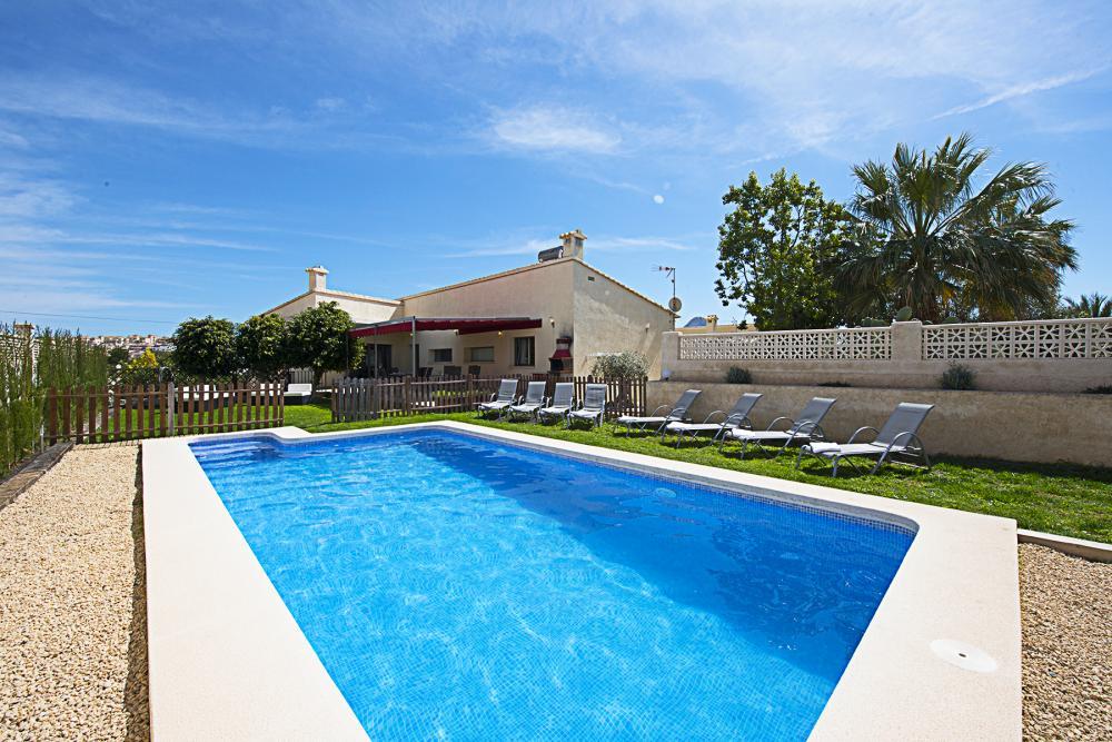 Villa Simba,Calpe,Costa Blanca #1