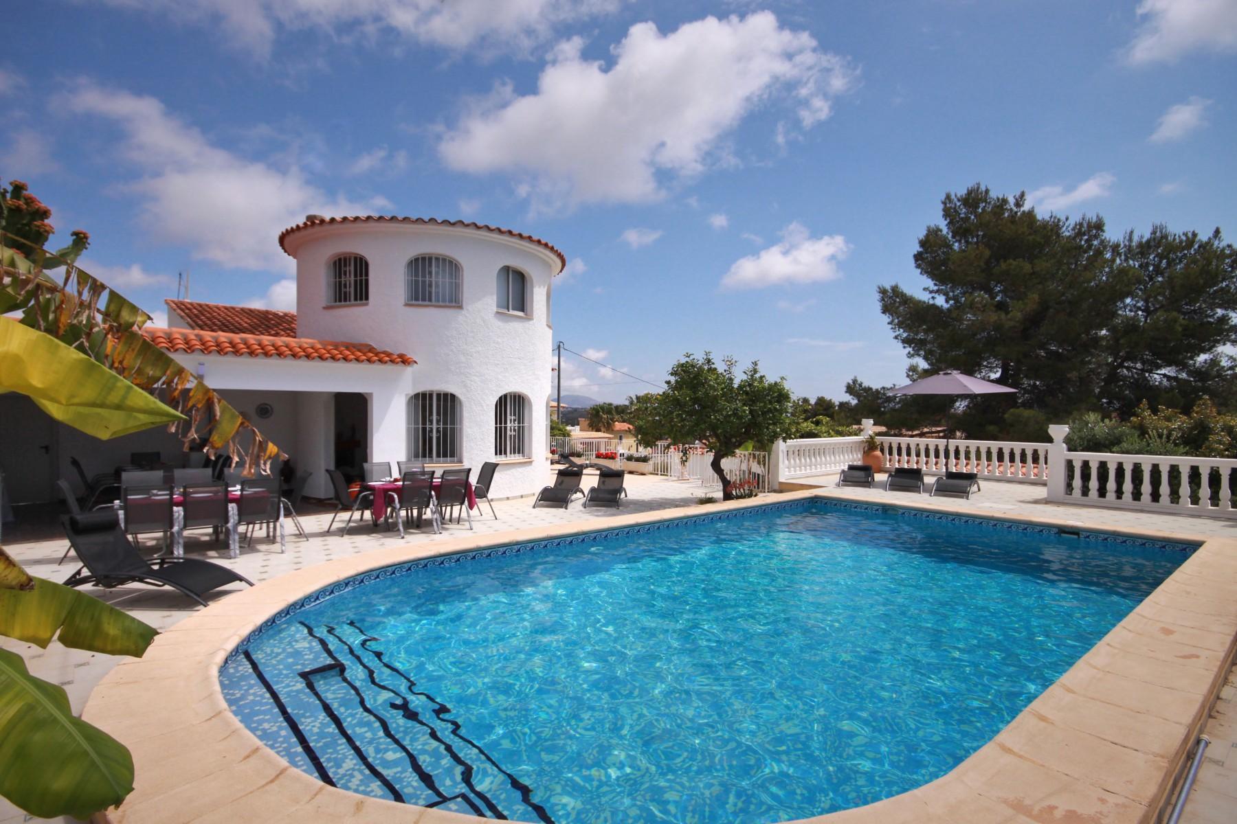 Villa Benicuco 18,Calpe,Costa Blanca #1