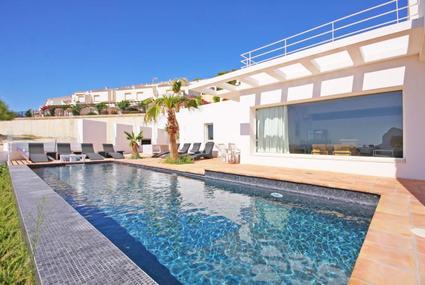 Villa Moderna,Calpe,Costa Blanca 1