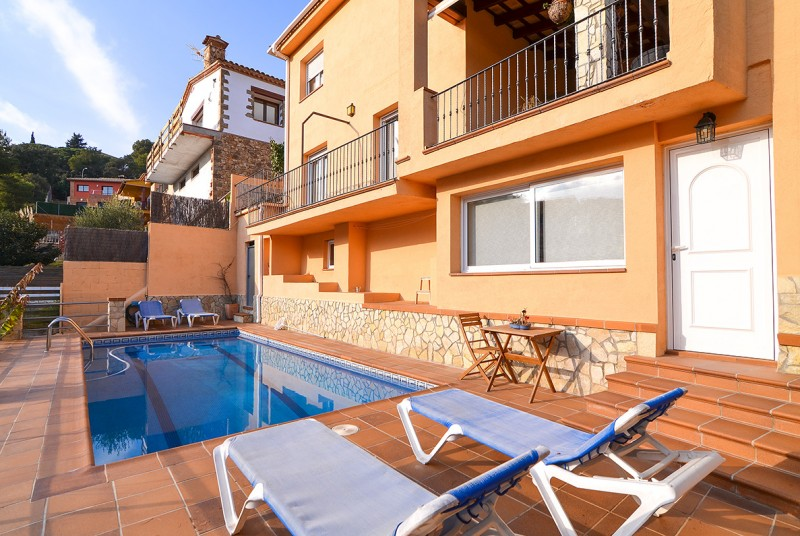 Villa Apartment Wonder,Blanes,Costa Brava #2