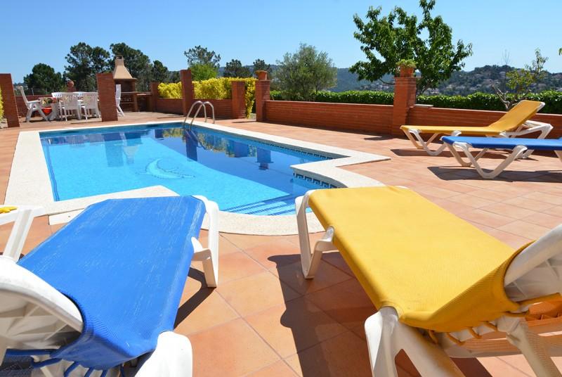 Villa Jese,Lloret de Mar,Costa Brava #1
