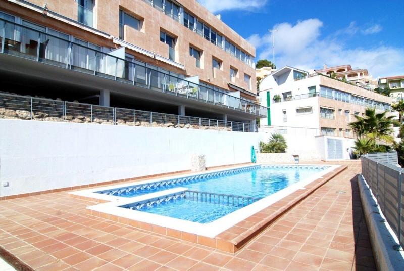 Villa Apartment Blanco,Santa Susanna,Costa Maresme #2